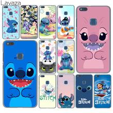 Lavaza Lilo & Stitch pink poster Cover Case for Huawei P20 P9 P10 Plus P8 Mate 20 Pro 10 Lite Mini 2016 2017 P smart 2019