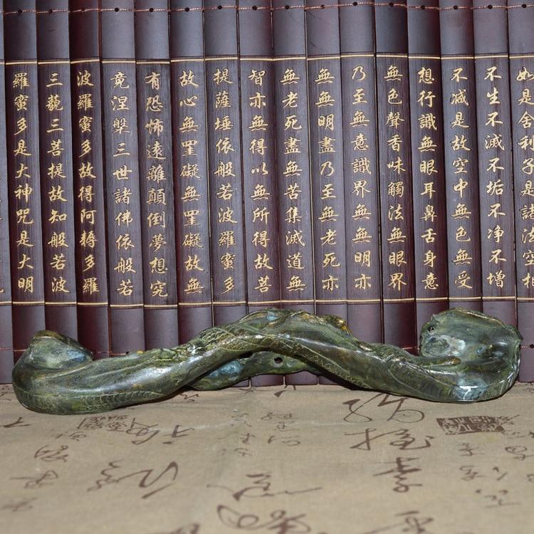 tibetan Old brass Hand Carved Exorcise evil spirits sheep Statue pendant
