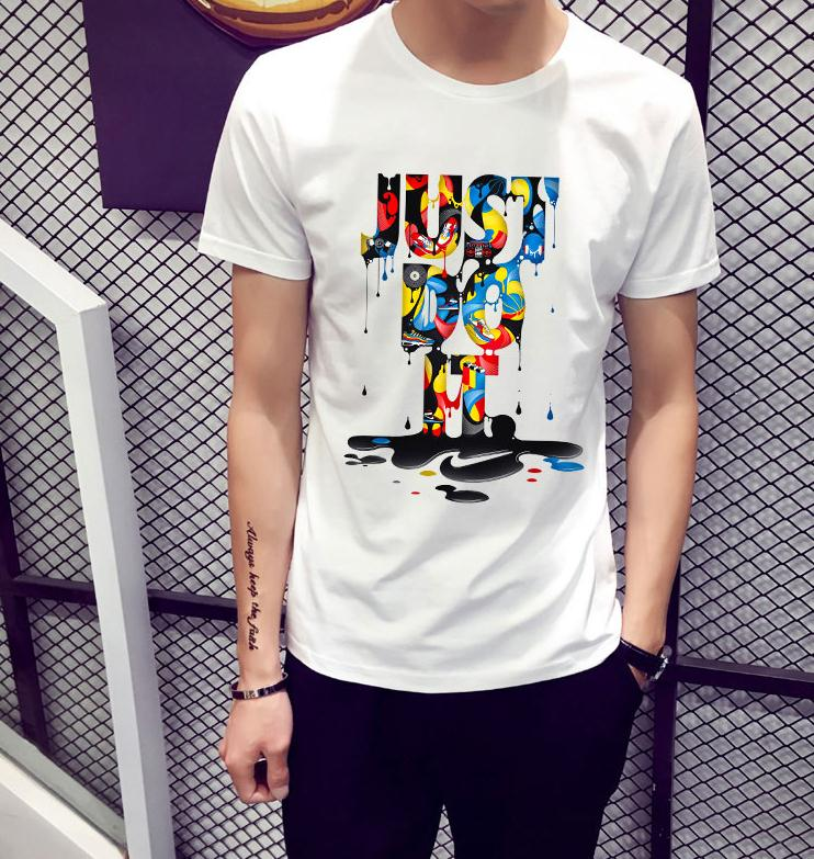 Buy 2016 new fashion brand t shirt just for Just hip hop t shirt