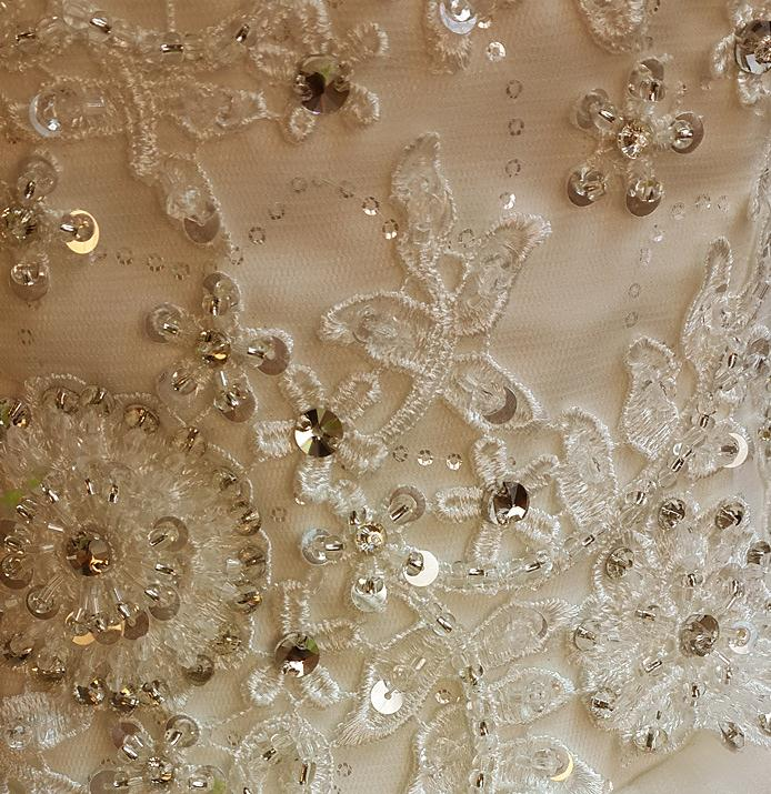Embroidery Luxury discount Crystals 9