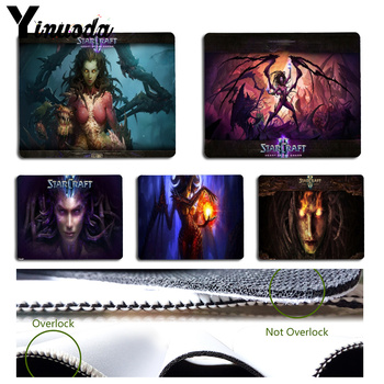 Yinuoda  Starcraft Game Picture Comfort Mouse Mat Gaming Mousepad Size for Size for 180x220x2mm and 250x290x2mm Small Mousepad