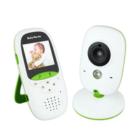 Wireless Video Baby Monitor 2 0 Inch Full Color Security Camera 2 Way Talk Night Vision