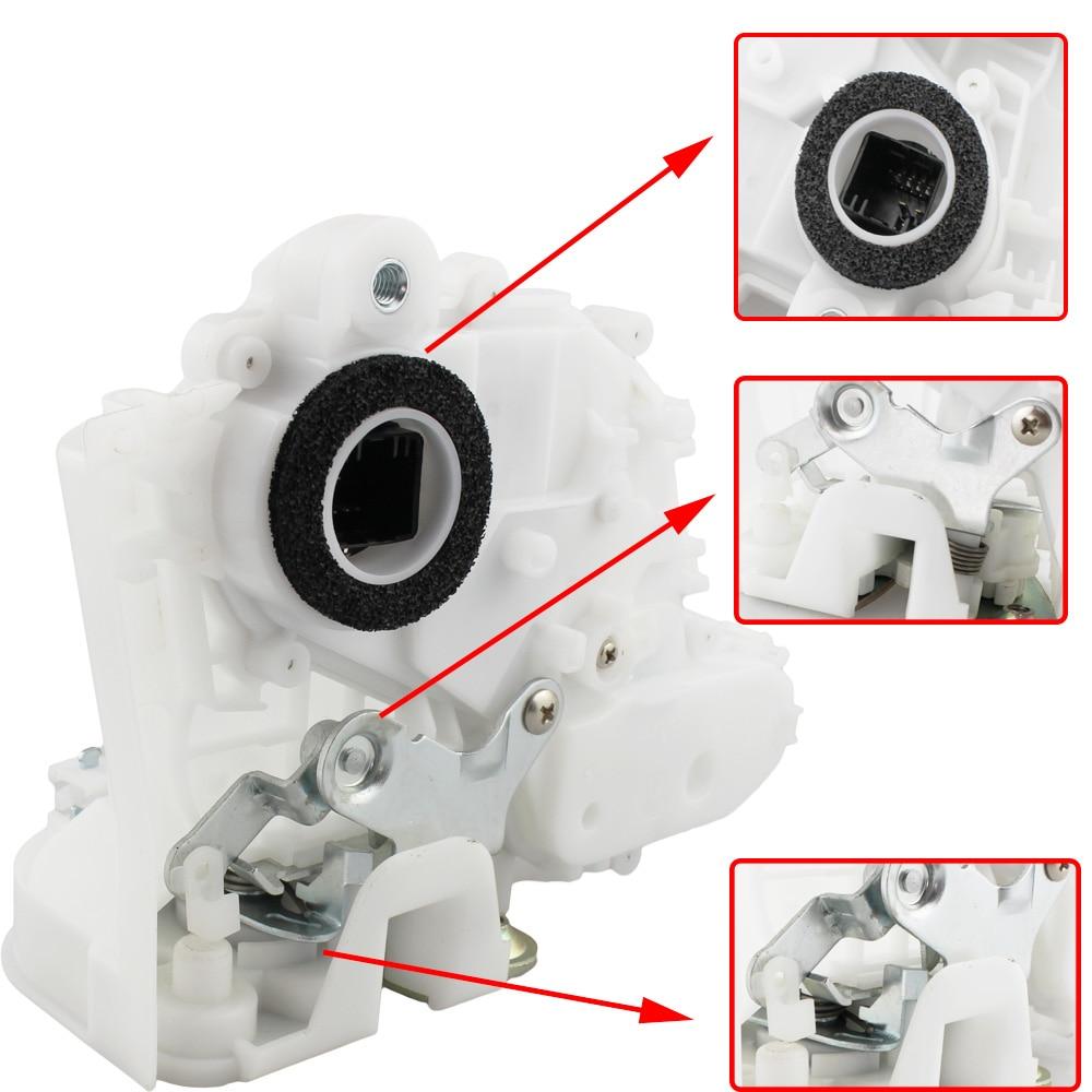 Egal Car Rear Left Side Door Lock Actuator Latch 72650-SWA-A01 for Honda CRV 2.4L 2007-2011