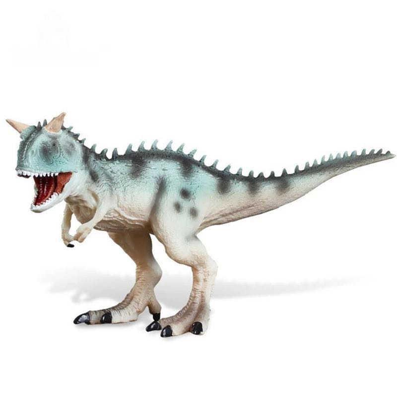 Lớn Jurassic Park Khủng Long Đồ Chơi Mô Hình cho Trẻ Em Rồng Đồ Chơi Đặt cho Chàng Trai Triceratops Carnotaurus Động Vật Hành Động Chơi Hình Home Deco