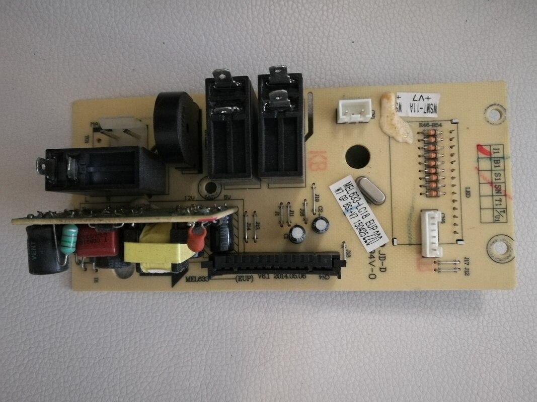 90% New original Galanz Microwave Oven computer board G80F20CN2L-B8 (R0) MEL633-LC18 C38 G80F20CSL все цены