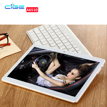 CIGE New 10.1 inch Android 5.1 Tablet pc 64GB WIFI tablets PC Octa core Mini Tablet computer 7 8 9 10 inch android tablet pc IPS