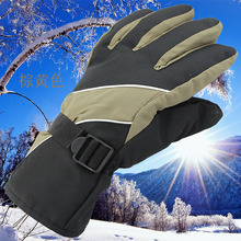 GLV914 Wholesale adult wind rain antiskid ski winter font b gloves b font keep warm space