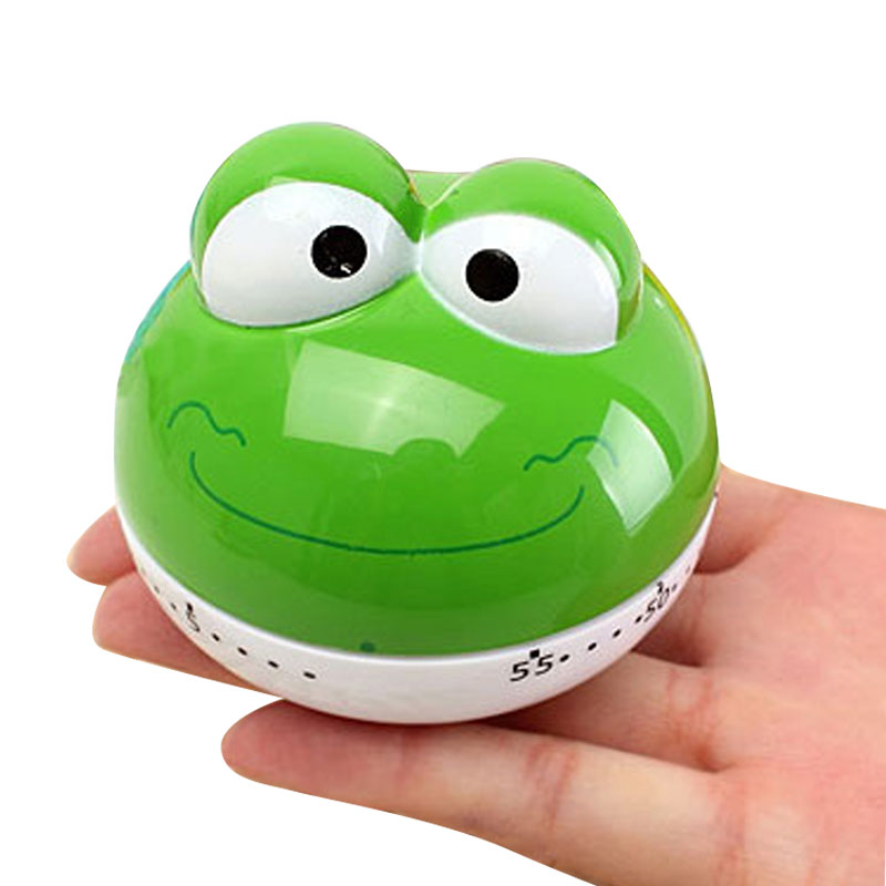 Animal Cartoon Cooking Timer Mini Cute Kitchen Timer Egg