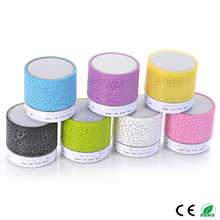 Led Portable Mini Bluetooth Speaker Car Music Center Speaker For Phone Hoparlor Wireless Bluetooth Speaker Computer Speakers