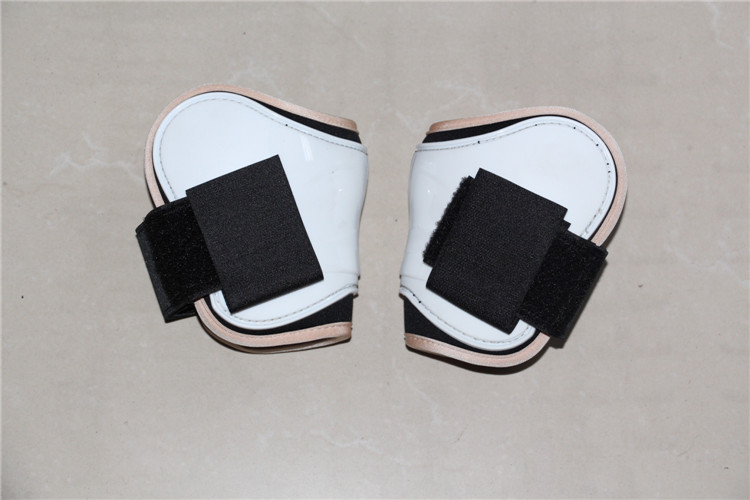 Aoud Horse Riding Soft TPU Horse Back Boot 2PCS Equestrian Equipment Horse Racing Legging Protector Boots Horse Care Products