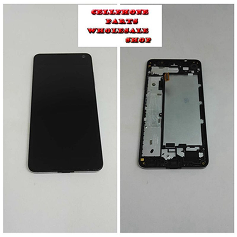 Highbirdfly Hot Sale For nokia Microsoft Lumia 650 display lcd with touch screen glass digitizer replacement