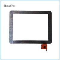 Novo 9.7 ''polegadas Touch Screen Digitador do Painel de vidro Para Turbopad 910 Tablet PC
