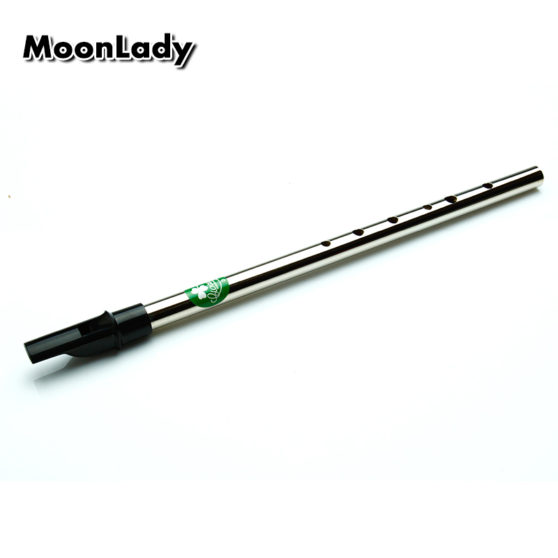 D Key Silver Ireland Flute Tinwhistle Ireland Musical Instruments Irish Whistle Flute Woodwind Instrument Easy To Learn