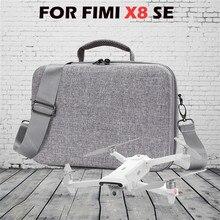 OMESHIN портативный двухэтажный путешествия Карманный FIMI X8 SE БПЛА и аксессуары Оксфорд Быстрый прием коробка