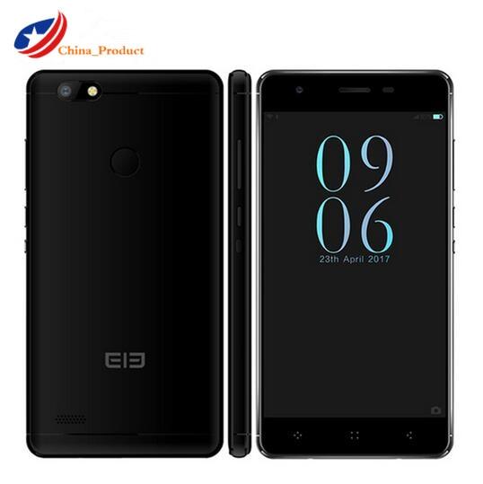 Original ELEPHONE C1 MINI Mobile Phone 1GB 16GB MTK6737 1 3GHz Quad Core 5 0 Inch