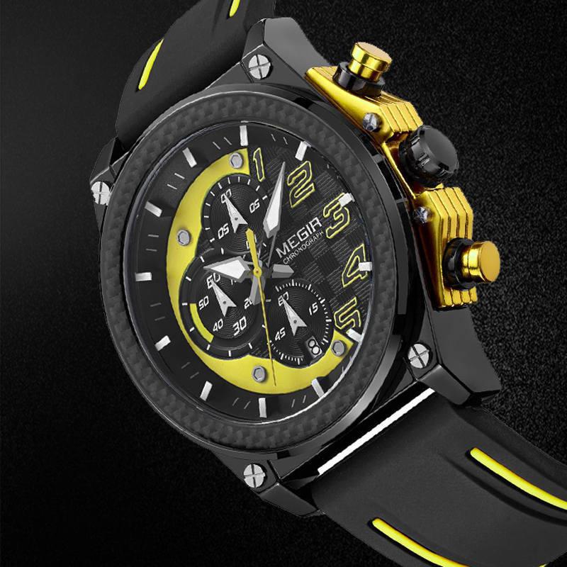 643d6a0b424e 2018 nuevo relojes de los hombres de la marca de lujo en este momento cronógrafo  hombres
