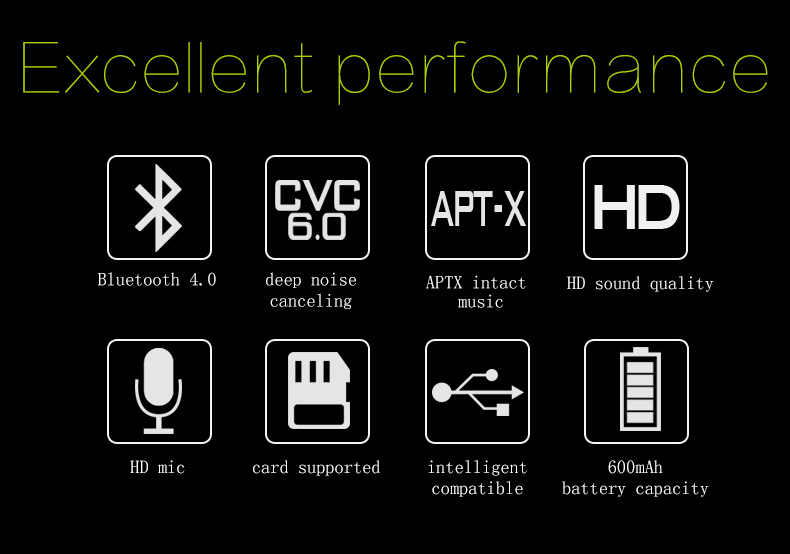Zealot B570 Earphone Headphone with LCD Screen Bluetooth Headphone Foldable Hifi Stereo Wireless Headset FM Radio TF SD Slot 11