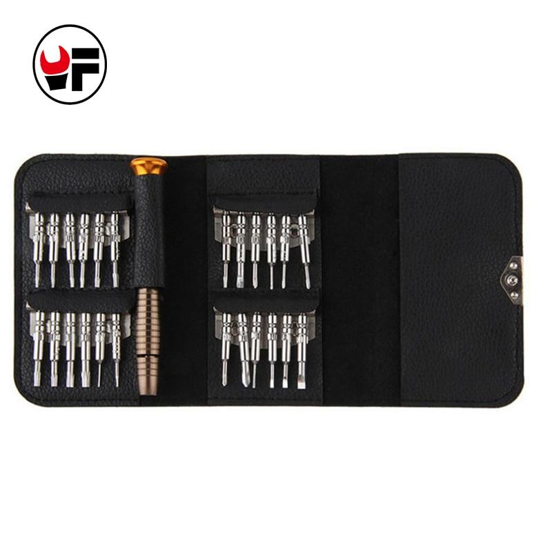 25pcs Cellphone Notebook Camera Computer Electronic Products Repair Tool Kit Precision Torx Screwdriver Repair Tool Set DN109