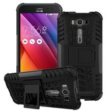 For Asus Zenfone 2 Laser Case ZE500KL 5.0 inch Heavy Duty Armor Hybrid Silicone Hard Phone Cover For Zenfone 2 Laser Ze500kl *< чехол клип кейс redline ibox crystal для asus zenfone 2 laser ze500kl синий [ут000007893]