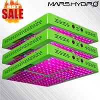 3 шт MarsHydro отражатель 1000 W светодиодный светать лампа для гидропоники для внутреннего сад/коробка