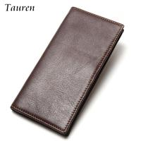 New Arrival 100 Genuine Leather Men S Wolf Style Wallet Long Section Head Cowhide Vintage Pattern
