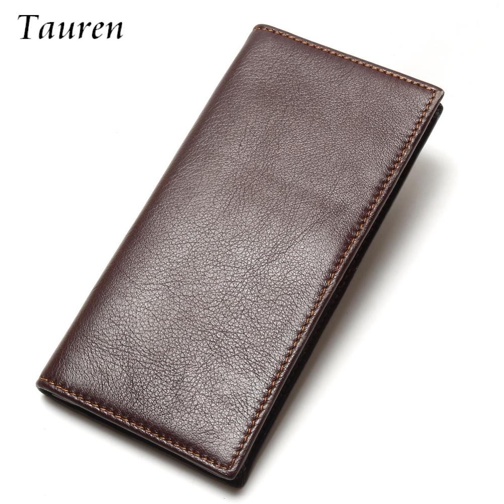New Arrival 100% Genuine Leather Men's Wolf Style Wallet Long-Section Head Cowhide Vintage Pattern Male Purse Big Capacity Men lorways 016 stylish check pattern long style pu leather men s wallet blue coffee