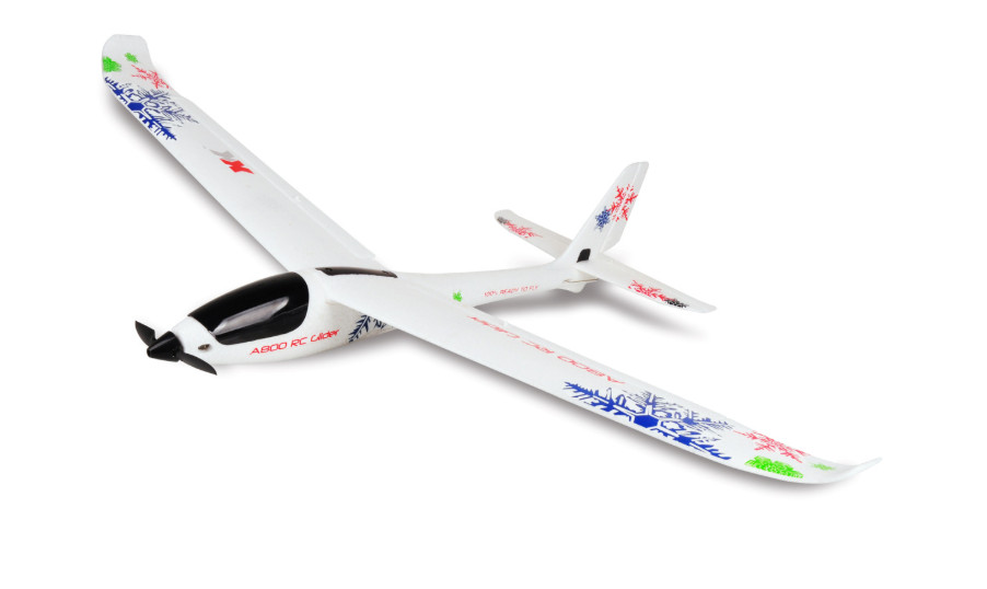 Parkten WLtoys XK A800 5CH 3D6G System Plane RC Airplane Aircrafat fixed wing drone remote control glider model цена