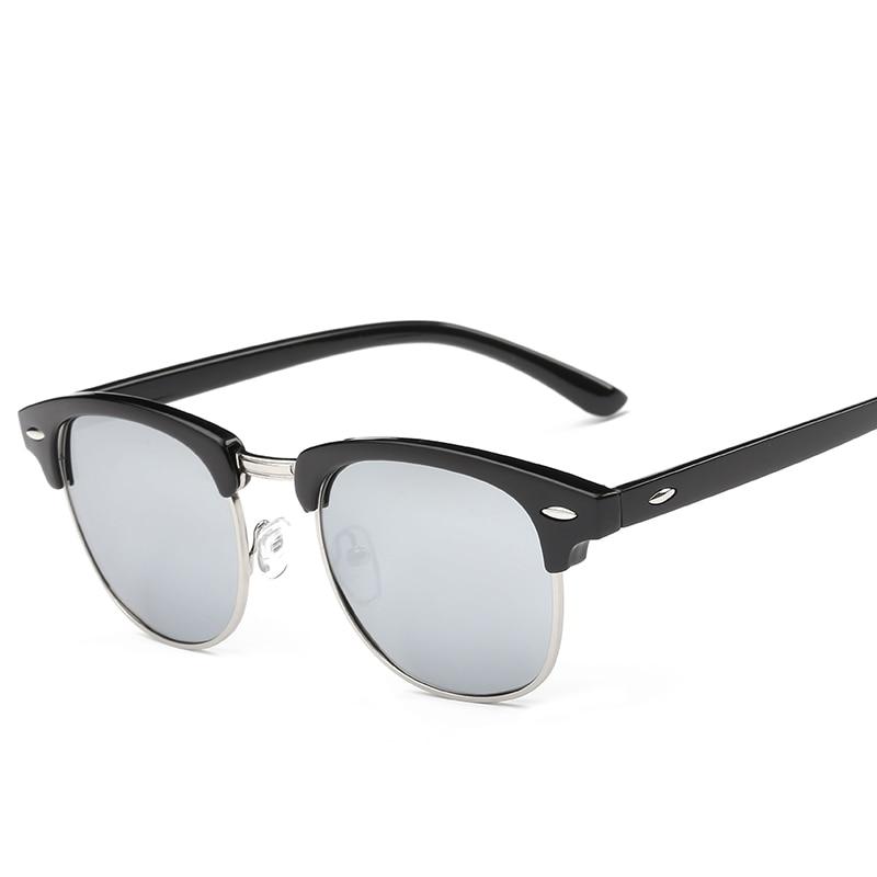 CLASSIC Half Metal Sunglasses տղամարդիկ Կանացի - Հագուստի պարագաներ - Լուսանկար 6