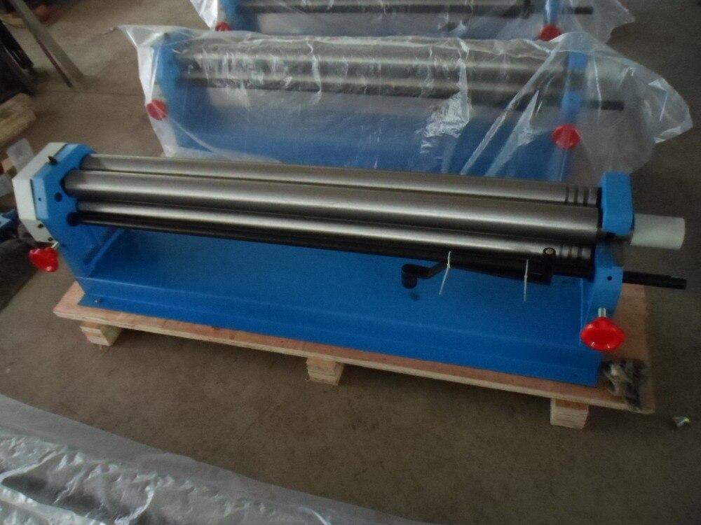 1300Bmm blech handbetrieb rutschwalzenmaschine walzmaschinen werkzeuge