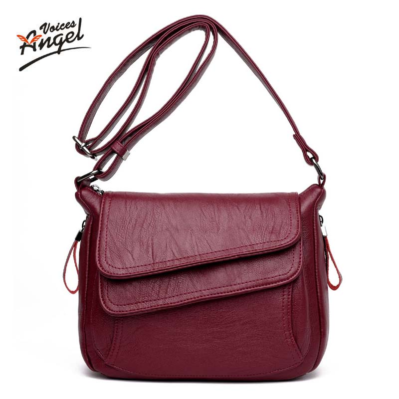 Angel Voic Women Leather Handbags Summer Style Women Bag sac a main femme Luxury Handbags Women Bags Designer Small Handbag 2017 kzni genuine leather handbag women designer handbags high quality phone bag purses and handbags pochette sac a main femme 9022