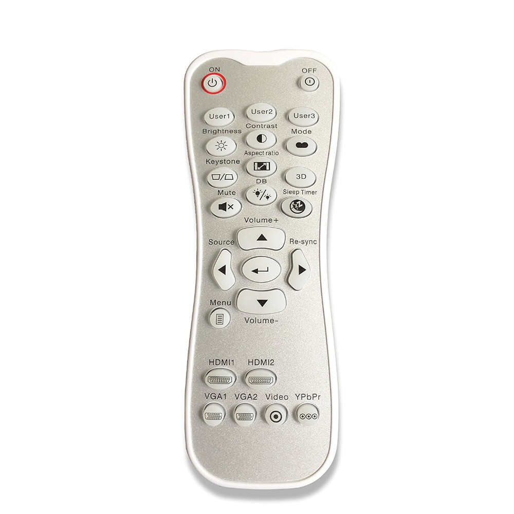 remote control suitable for optoma HD26 GT1080 GT1070X HD141X DH1008 HD37 HDF536 HDF537ST HD200D projector цена