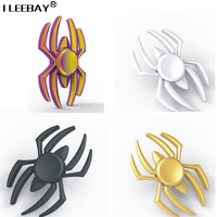New Design Spider Fidget Spinner For Autism And ADHD Hand Spinner EDC Professional Fidget Alloy Hand