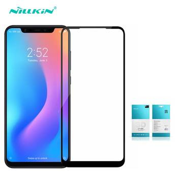 For Xiaomi Mi 8 Tempered Glass Mi8 Screen Protector Nillkin CP+Max Protective Film 3D Full Coverage LCD Guard Shockproof Glass xiaomi mi 8 aliexpress