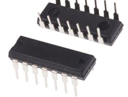 74HC00N 7400 74HC00 Quadruple 2-Input NAND Gate DIP-14 10PCS/LOT