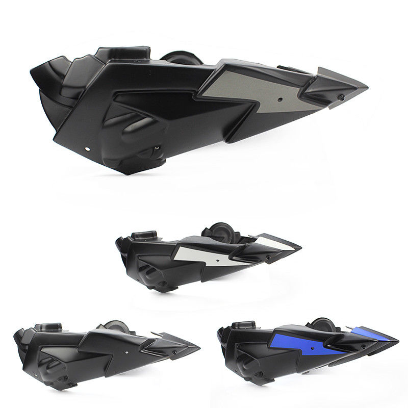 ABS Bellypan Engine Spoiler Fairing with Mounting Kit for Yamaha FZ-07 MT-07 FZ07 MT07 MT FZ 07 2014 2015 2016 2017 2018 2019