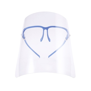Image 2 - משלוח חינם מטבח אנטי להתיז שמן ברור מגן מסכת פנים מגן בישול גאדג ט כלי