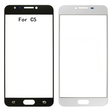 86701a946e3d18 5.2 inch Touch Screen Panel Replacement For Samsung Galaxy C5 C5000 LCD  Front Outer Glass Cover