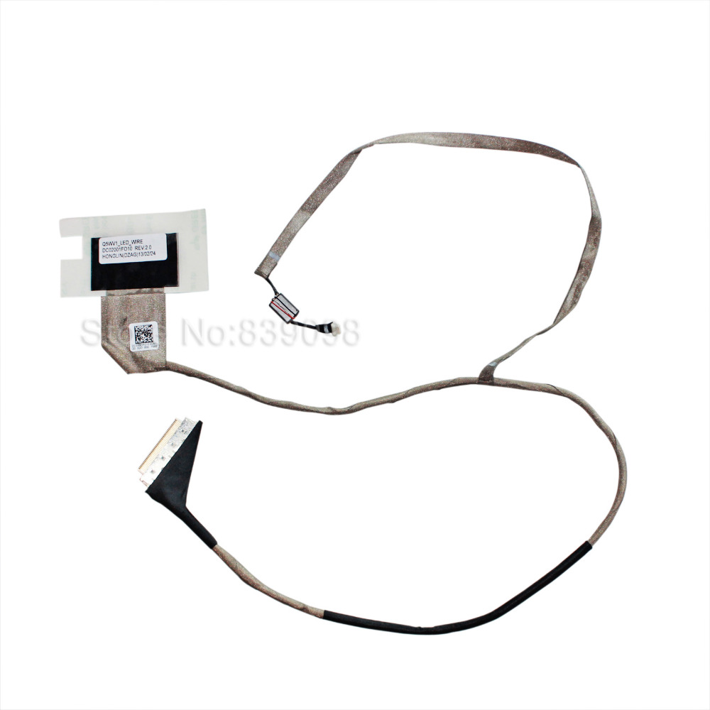 For Acer Aspire E1-571 V3-571G E1-531 E1-521 E1-521-0851 LED LCD Video Cable DC02001FO10 50.M09N2.005