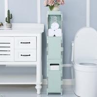 Bathroom floor waterproof shelf bathroom quilted storage cabinet shelf bathroom toilet side cabinet locker XI2281428|Bathroom Shelves| |  -