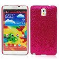 Luxury Glitter Case For Samsung Note 3 iii New Sparkle Bling Glitter Skin Glam Hard Plastic Back Cover case for Samsung N9000