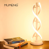 Led Dimmable Light Table Lamp Desk Table Light Led Desk Lamps Flexible Lamp Office 100 240V Table Light Artwork Led Lamp Table