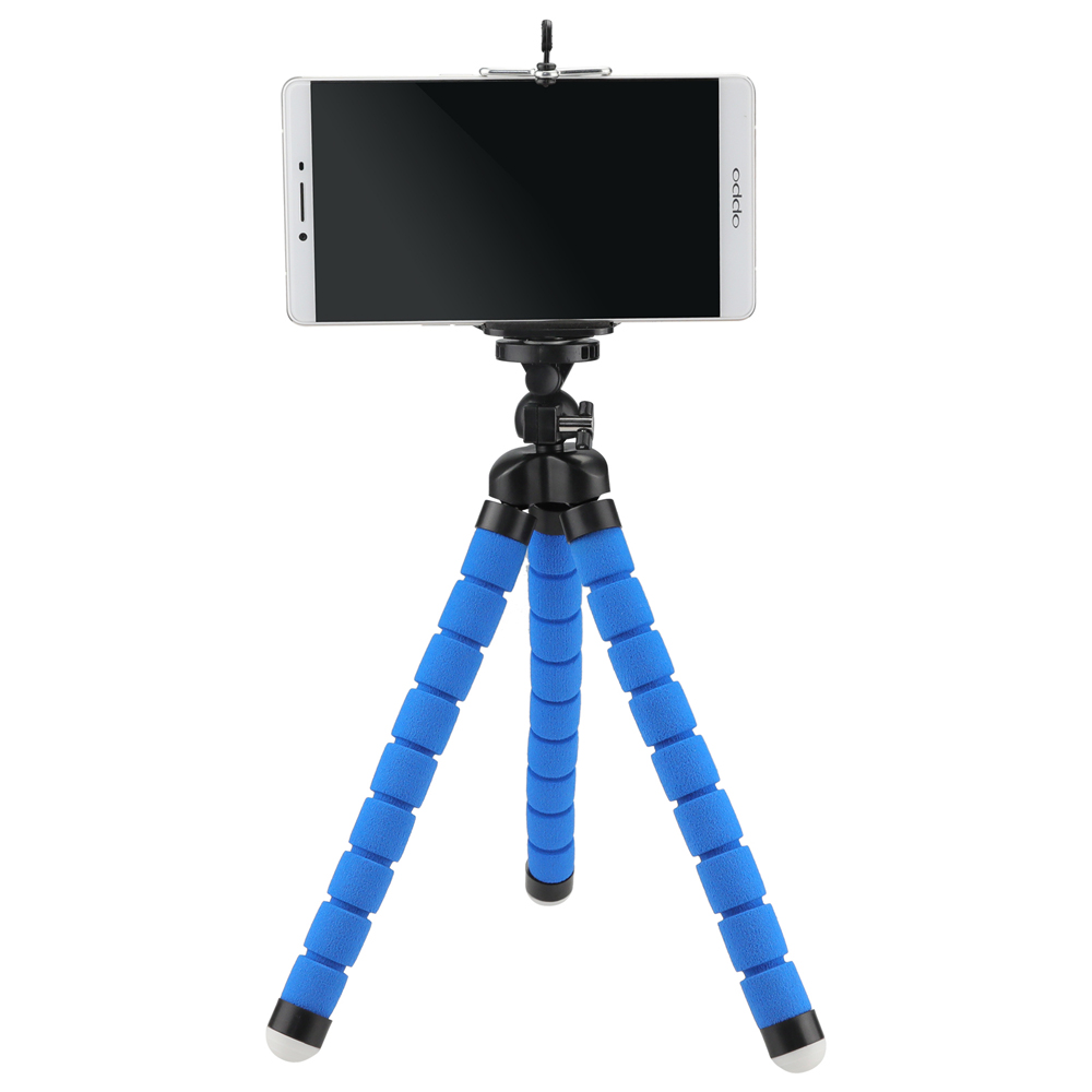 SHOOT Middle Size Octopus Tripod for Phone Gopro hero 5 Xiaomi Yi 4K H9 SJCAM DSLR Nikon Canon SONY Digital Cameras and Tablet gopro hero 5 dome port 6 gopro lens dome port cover underwater housing case for gopro hero 5 shoot