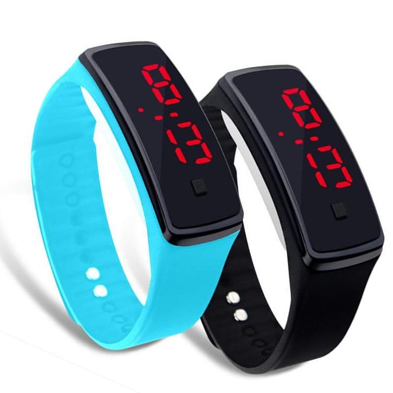 Fanala Watch Men Relogio Masculino Led Digital Silicone Touch Wrist Men Watches Sports Bracelet Watch Women Montre Femme Watch Men's Watches Digital Watches