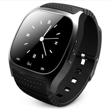 Smartwatch M26 Bluetooth Smart Uhr Tragbare Geräte für iPhone IOS Android Windows Phone Sport Smartfone Whatch Tragen Smartwach