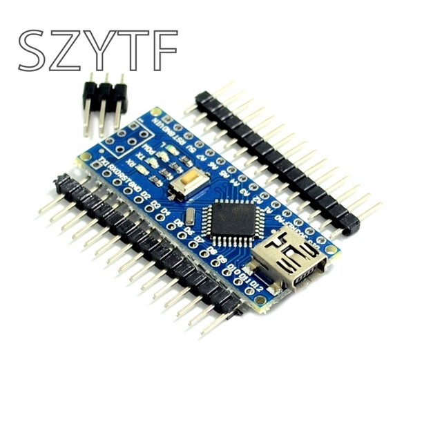 Mini USB Nano V3.0 ATmega328P 5V 16M Micro-controller Board For arduino