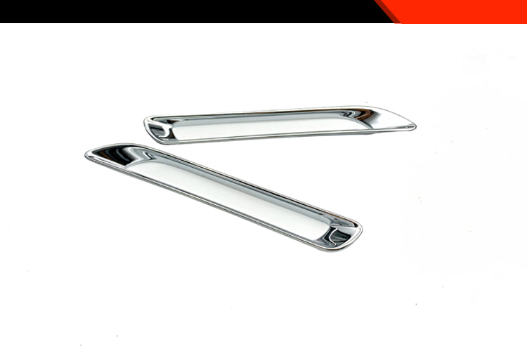 2020 ABS Chrome Rear Refletor Luz de