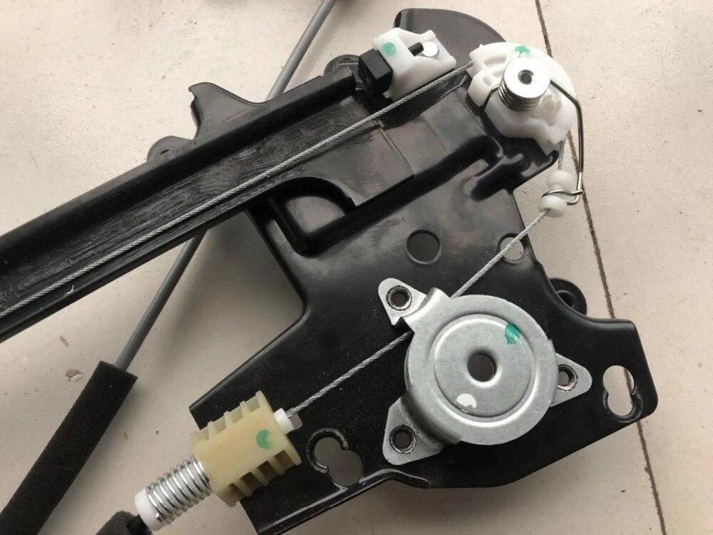 Support de régulateur de fenêtre côté gauche droit avant arrière pour chinois SAIC ROEWE 550 MG6 Auto voiture moteur pièces 10033307 - 5