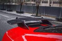 Подходит для FORD Mustang 2015 углеродное волокно высокое качество спойлер крыло заднее крыло