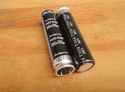 25 шт. low esr 300 В 170 мкФ конденсатор фотовспышки 10,5*47 мм