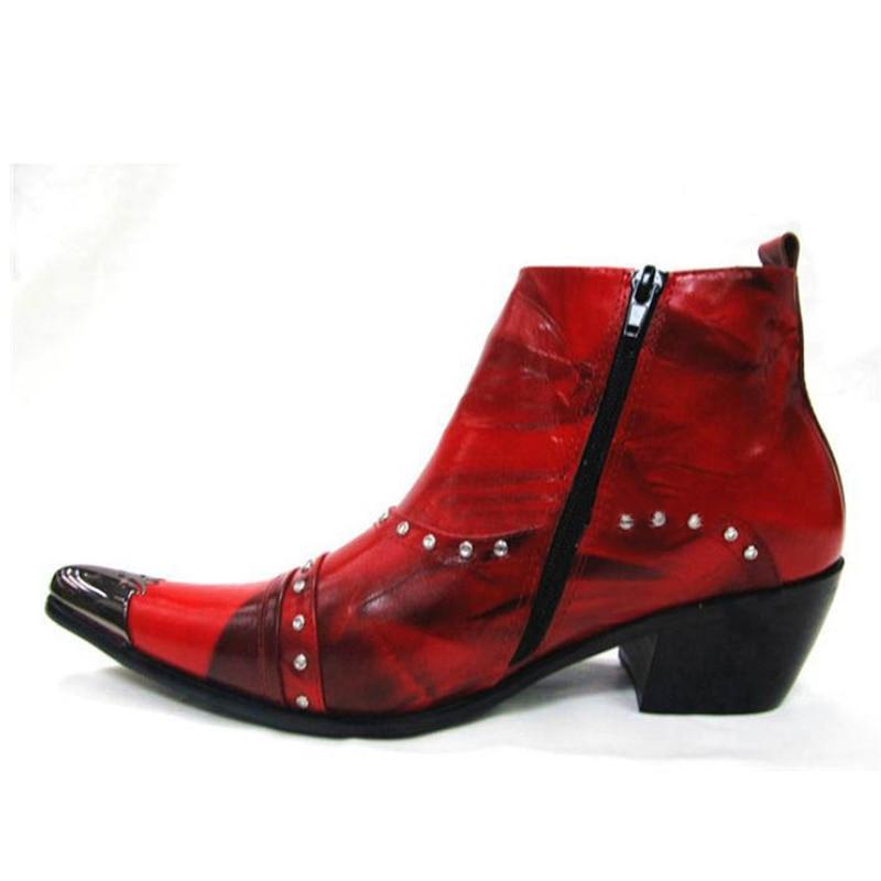 ITALIA 100% Brand New Limited Edition Martin sepatu pria sepatu bot - Sepatu Pria - Foto 2